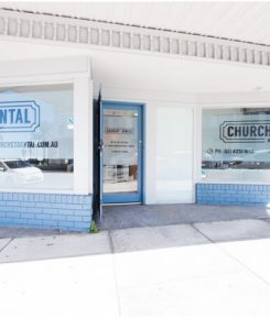 church-dental-building